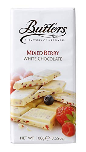 Butlers - Chocolate Bars - Mixed Berry - 100g