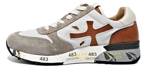 PREMIATA - Botas de senderismo para hombre blanco Bianco 41 Bianco