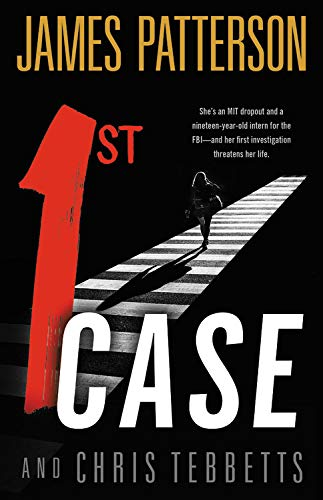 Book Cover: 1st Case