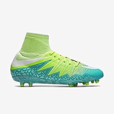 811cf5be7 Nike Women's Hypervenom Phantom II FG Soccer Cleats (6.5, Rage Green/Ghost  Green