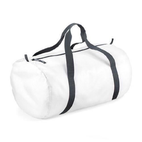 Shirtstown - Crossed Bag For White Women - White