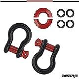 oEdRo D Ring Shackles (2pc) 4.75 Ton