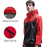 HOTSUIT Sauna Jacket for Men Weight Loss Workout