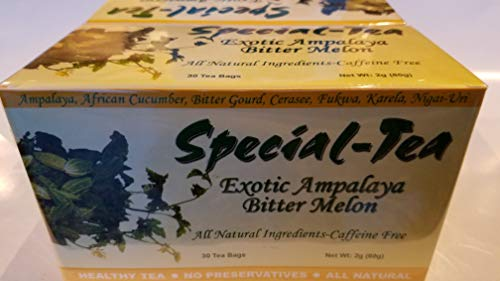Special-Tea Exotic Ampalaya (Bitter Melon) 30 Bags