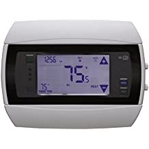 Radio Thermostat CT50 7-Day Programmable Thermostat (WiFi Enabled), iOS & Android App Controls