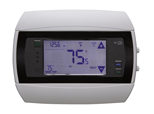 Radio Thermostat Programmable Enabled Controls
