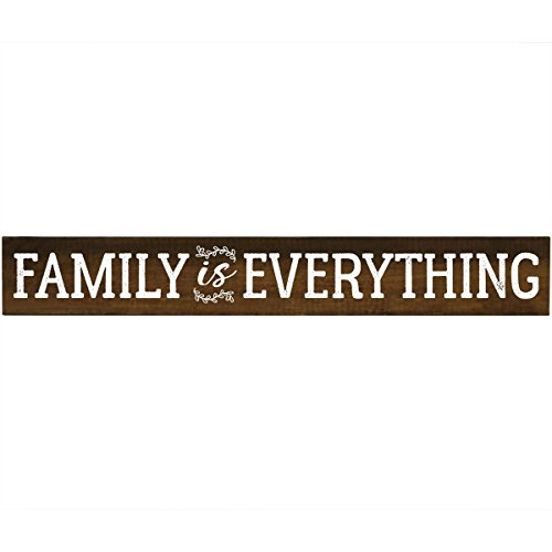 Family Is Everything Inspirational Pine Block Inspirational Quotes for Women and Men Gift ideas for Husband, Wife, Family, and Best Friends 2