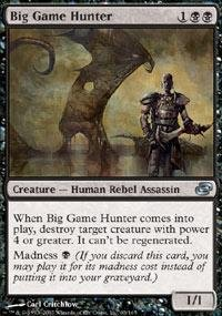Magic: the Gathering - Big Game Hunter - Planar Chaos