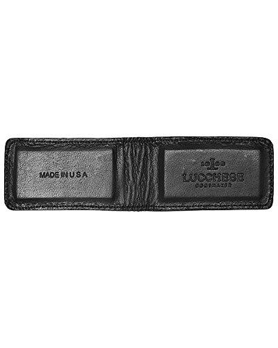 1001 Black R3018 Crocodile Men's Lucchese Clip Magnetic Money Men's Lucchese Op8wzx1q