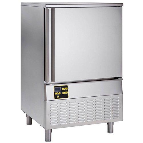 Blast Pan - Eurodib OBF084 Blast Chiller/Freezer - 1 Door, 10 Shelves, Holds (10) 18