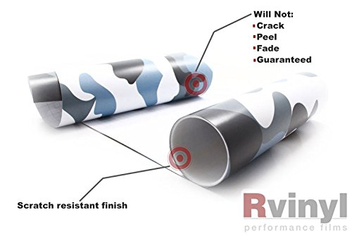 Rwraps Camouflage Vinyl Film Sheet Wrap Roll Titan Tutorials