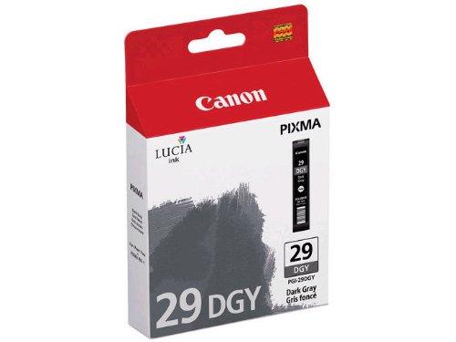 Canon LUCIA PGI-29 Dark Gray Individual Ink Tank Ink - Lucia Pigment