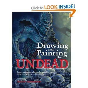 drawing and painting the undead - 5