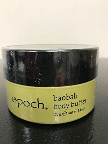 Epoch Baobab Body Butter Nu Skin Stretch Mark Relief 4.4 oz 125 g from Baobab Body Butter