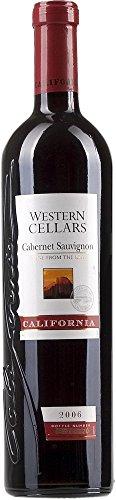 Western Cellars Cabernet Sauvignon 2012  (1 x 0.75 l)