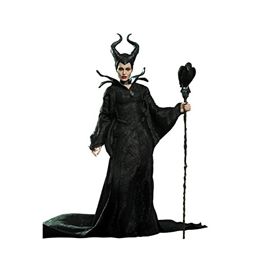 [Maleficent Movie Masterpiece Maleficent 1:6 Collectible Figure] (Easy Pop Culture Costumes)