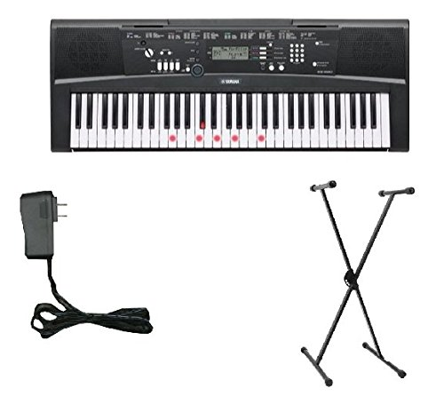 yamaha-ez-220-lighted-keyboard-bundle-with-yamaha-accessories