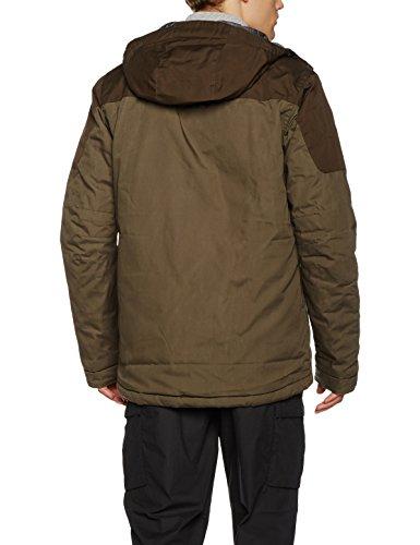 Padded Skogsö Fjällräven Men's Jacket Olive Tarmac Dark S8wq7