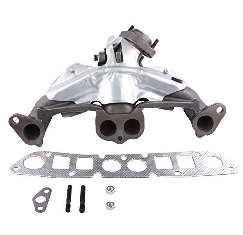 - MOSTPLUS 674-225 Exhaust Manifold Catalytic Converter w/Gasket For Jeep Cherokee Wrangler Comanche Dodge Dakota 2.5L