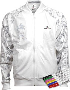 adidas Adicolor TT W4 Jacke: : Sport & Freizeit