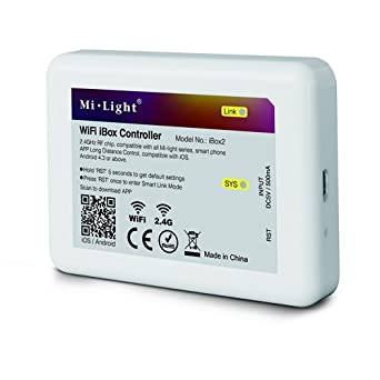Milight WiFi Bridge Box Controller iBox2 Newest 3 0 Version Wireless