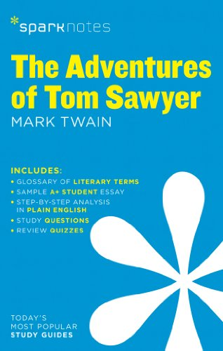 The Adventures of Tom Sawyer SparkNotes Literature Guide (SparkNotes Literature Guide Series)