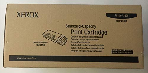 STANDARD CAPACITY PRINT CARTRIDGE, PHASER 3500, 106R01148
