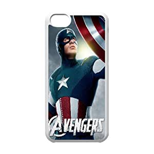 IPhone 5C Phone Case for The Avengers Classic theme pattern design GQTAS731122