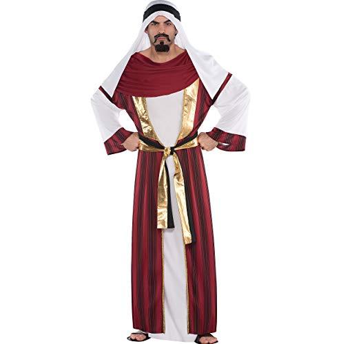 Amscan Standard Adult Sahara Prince Costume