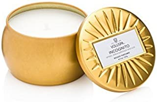 product image for Voluspa Vermeil Incognito Mini Tin Candle