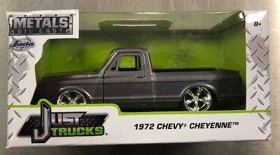 Just Chevy Trucks >> Amazon Com Just Trucks Jada 1972 Chevy Cheyenne Pickup
