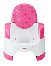 Fisher-Price Custom Comfort Potty Training Seat, pink BOBEBE Online Baby Store From New York to Miami and Los Angeles
