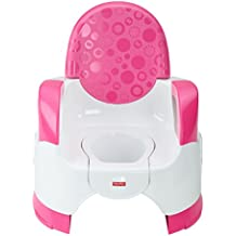 Fisher-Price Custom Comfort Potty Training Seat, pink