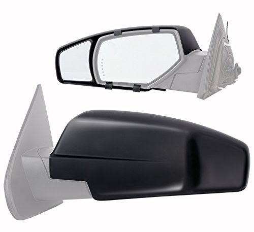 gmc sierra towing mirrors - 6