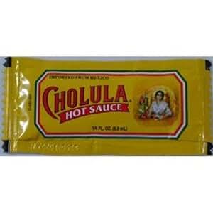 Cholula Hot Sauce Packet - Bundle of 25