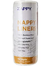 Zappy Nappy Liner, 100 count