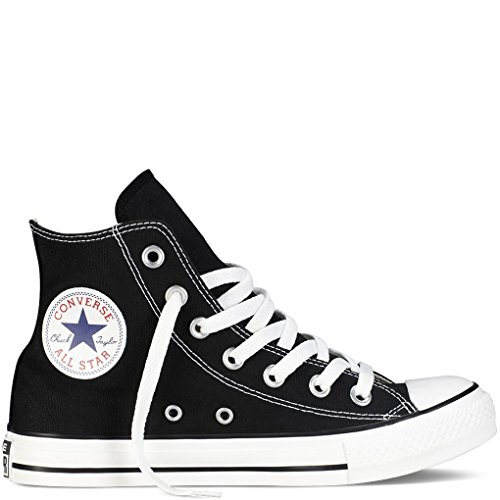 Converse Chuck Taylor All Star Hi Shoe - Women's Black, 8 from Converse