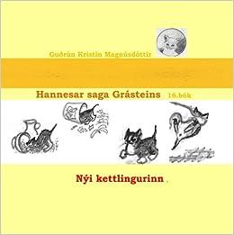 Hannesar saga Grásteins, 16. bók: Nýi kettlingurinn (Icelandic Edition)