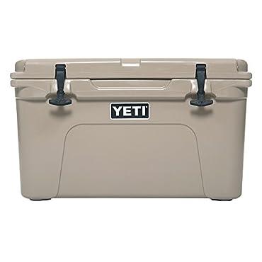 YETI Tundra 45 Cooler (Desert Tan)