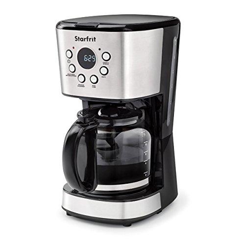 Starfrit(R 12-Cup Drip Coffee Maker Machine by Starfrit