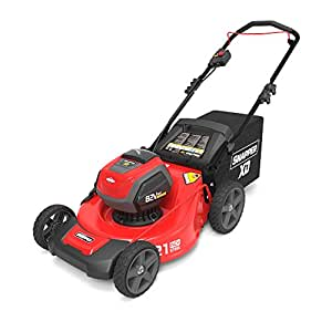 Snapper XD SXDWM82 82V Cordless 21-Inch Walk Mower without Battery and Charger, 1696777