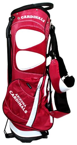 51e721b8dc2 Team Golf NFL Arizona Cardinals Fairway Golf Stand Bag, Lightweight, 14-way  Top