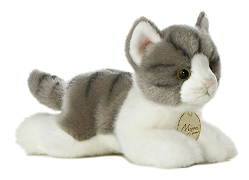 Aurora World Miyoni Grey Tabby...