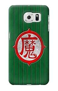 E2535 Great Demon King Picolo Symbol Funda Carcasa Case para Samsung Galaxy S6 Edge Plus