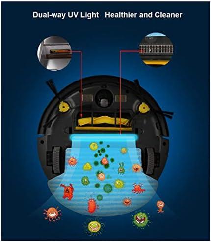 RVTYR Entièrement Automatique Nettoyage Ligne Infrarouge Robot 2D Balayer Robot for Plancher Dur à Faible Couverture