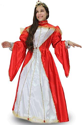 VESTITO COSTUME Maschera di CARNEVALE bambina - PRINCIPESSA SISSI - Taglia  9 10 anni 115 d6cb2845108