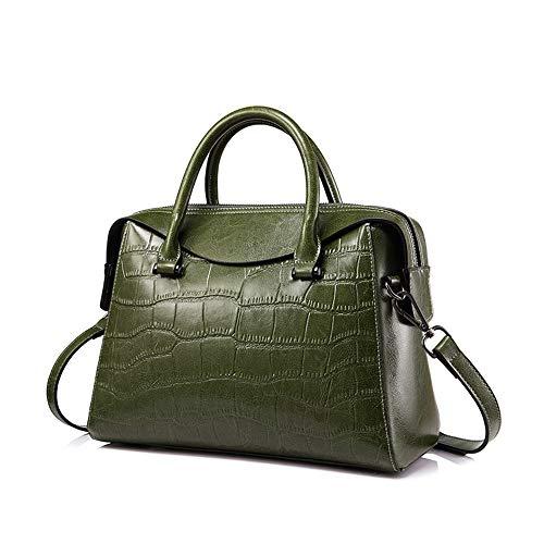 motif Femme foncé géométrique à bandoulière plié à Tote bandoulière Mode Wangkk pour Bordeaux Sac Vert à Tote dames Casual Sac RfaqUn4I