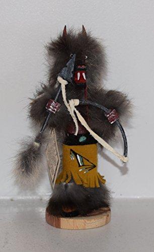 7 INCH Navajo Wolf Kachina
