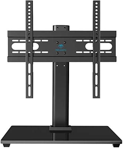 Universal Height Adjustable TV Stand Fits 32-55inch TVs,VESA up to 400x400mm