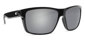 740620ac503 Costa Del Mar Costa Del Mar SLT11OSGP Slack Tide Gray Silver Mirror 580P  Shiny Black Frame